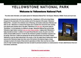 yellowstone.net
