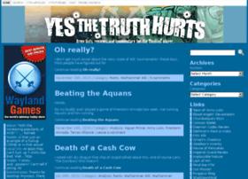 yesthetruthhurts.com