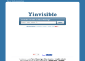 yinvisible.com