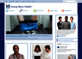 youngmenshealthsite.org