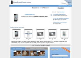 yourfreeiphone.com