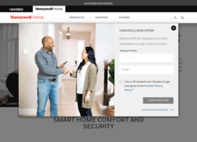 yourhome.honeywell.com