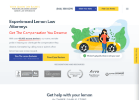 yourlemonlawrights.com