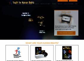 youthforhumanrights.org