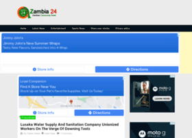 zambia24.com