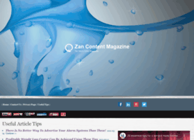 zanzimmo.com