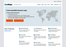 zeemaps.com