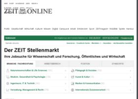 zeit.academics.de
