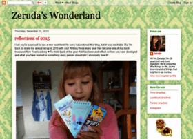 zerudaswonderland.blogspot.com
