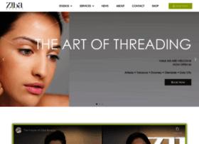 zibabeauty.com