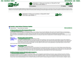 zipleaf.com