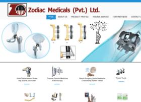 zodiacmedicals.com