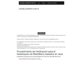 zonablackberry.com.ve