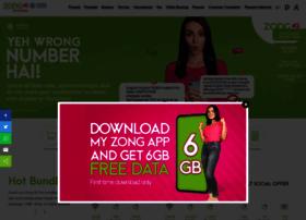 zong.com.pk