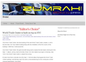 zumrah.com